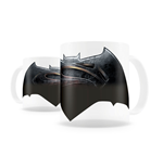 Batman v Superman Thermal Mug Logo