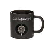 Game of Thrones Mug 3D Rotating Logo Lannister Black Crystal