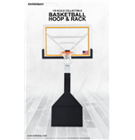 NBA Collection Motion Masterpiece 1/9 Basketball Hoop & Rack 46 cm