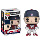 NFL POP! Football Vinyl Figure J.J. Watt (Houston Texans) 9 cm
