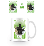 Star Wars Rogue One Mug Enlist Now