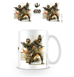 Star Wars Rogue One Mug Pao & Pistan Profile