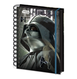 Star Wars Rogue One Notebook A4 Darth Vader