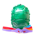 Turtles - Shield Back Pack With Mask