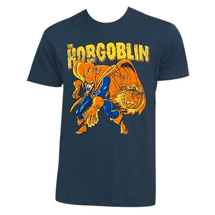 Hobgoblin Pumpkin Graphic Tee Shirt