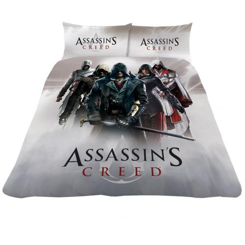 Assassins Creed Double Duvet Set MT