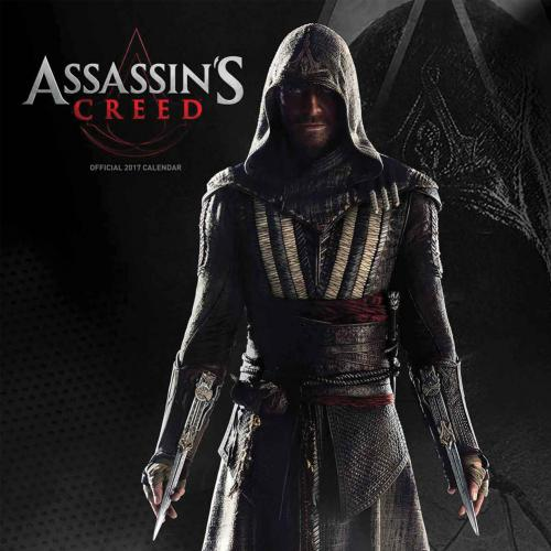 Assassins Creed Calendar 2017
