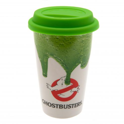 Ghostbusters Ceramic Travel Mug