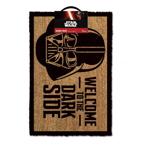 Star Wars Doormat The Dark Side