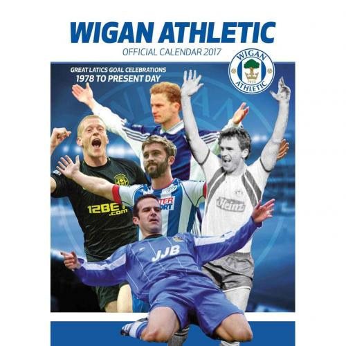 Wigan Athletic F.C. Calendar 2017