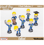 Fallout 4 Bobble-Heads 13 cm Vault-Tec Vault Boys Series 2 Set (28)