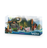 Moana Gift Box with 4 Figures 4 - 12 cm