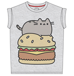Pusheen Ladies T-Shirt Pusheen Burger