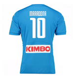 2016-17 Napoli Authentic Home Shirt (Maradona 10)