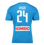 2016-17 Napoli Authentic Home Shirt (Insigne 24)
