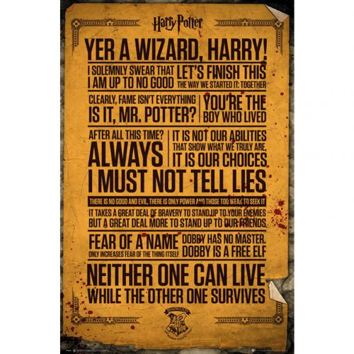 Harry Potter Official Merchandise Gadgets Tshirts Page 9