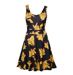 Pokémon - Black Dress With All Over Pikachu