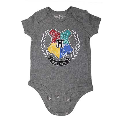HARRY POTTER Hogwarts Infant Onesie