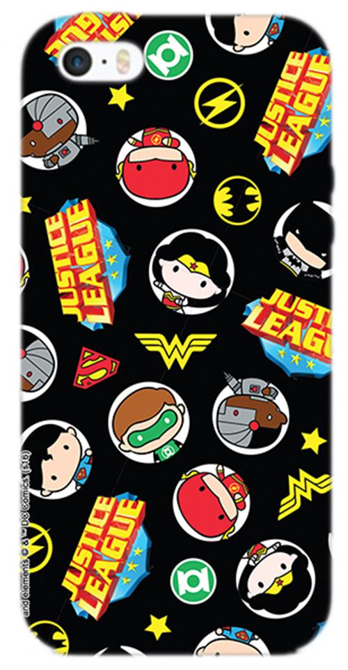 DC Comics Superheroes iPhone Cover 242491
