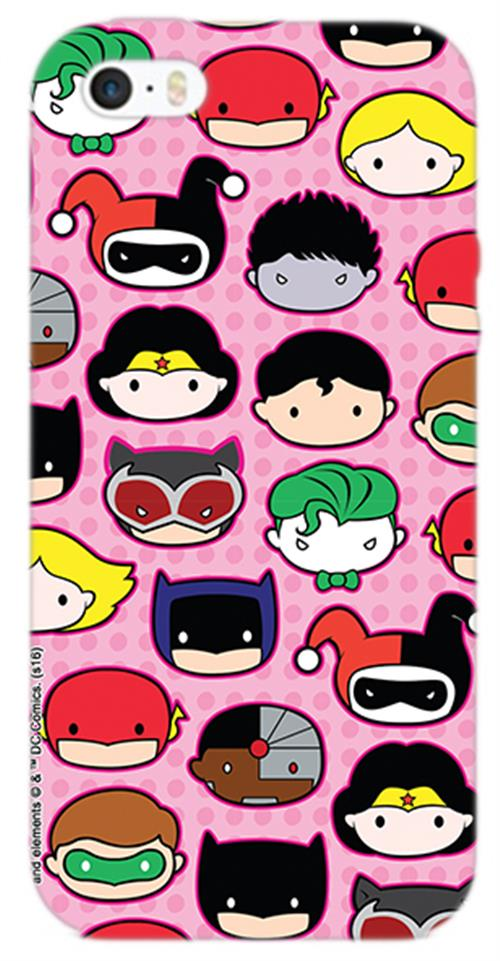 DC Comics Superheroes iPhone Cover 242494