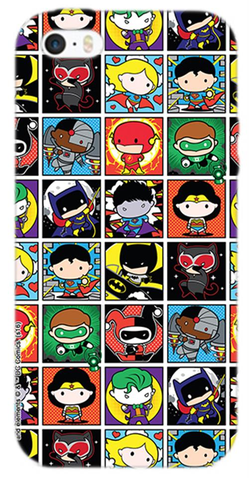 DC Comics Superheroes iPhone Cover 242496