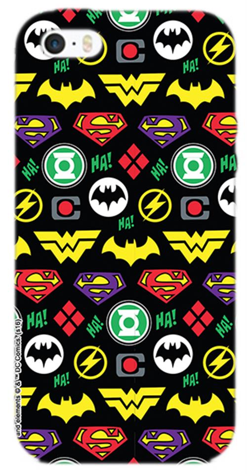 DC Comics Superheroes iPhone Cover 242497