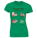 Pusheen T-shirt Holiday Gifts