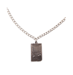 Nintendo - Gameboy Metal Necklace