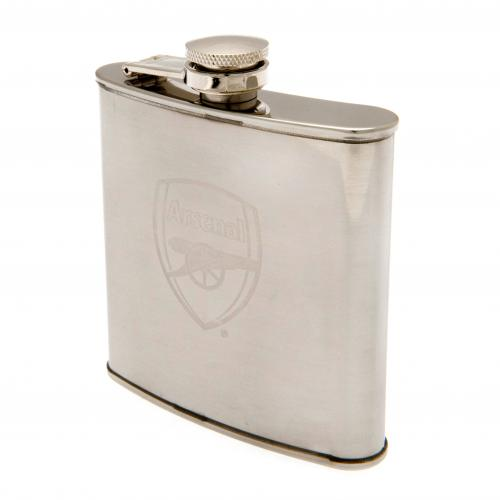 Arsenal F.C. Hip Flask