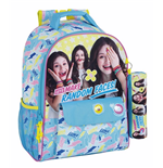 Soy Luna (Faces) backpack 43 with pencil case