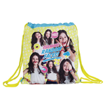 Soy Luna (Faces) bag for shoes/backpack