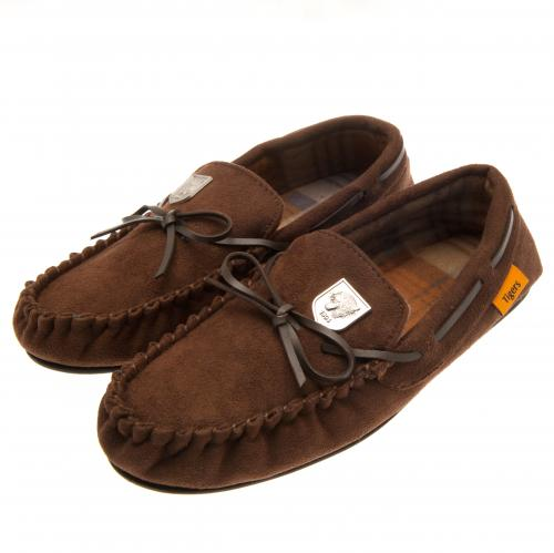 Hull City F.C. Moccasins Mens 7/8