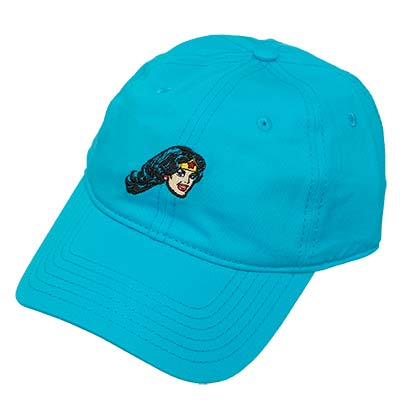 WONDER WOMAN Dad Hat