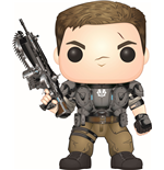 Gears of War POP! Games Vinyl Figure JD Fenix 9 cm