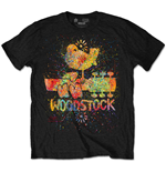 Woodstock Men's Special Edition Tee: Splatter