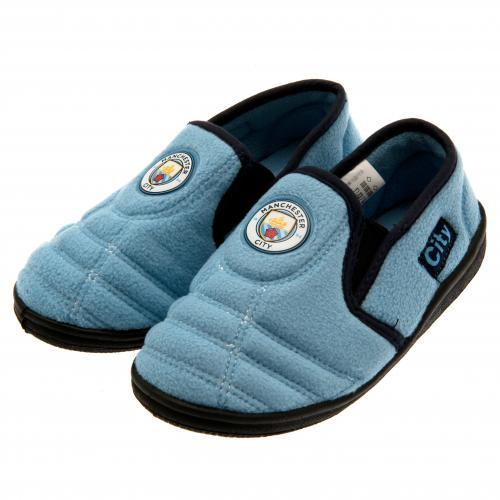 Manchester City F.C. Slippers Junior 1/2