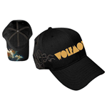 Wolfmother - Embroidered logo fitted cap
