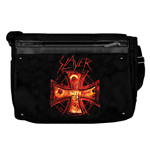 Slayer - Black Messenger w/ Fire Cross