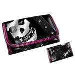 Misfits - Girls Wallet With Rhinestones