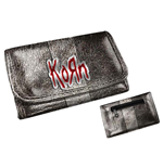 Korn - Girls Wallet With Metal Badge