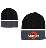 Audioslave - Black Gray Textured Beanie
