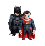 Batman v Superman Dawn of Justice Artist Mix Bobble-Heads Set 13 cm
