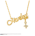 Suicide Squad Replica 1/1 Harley Quinn Necklace (gold-plated)
