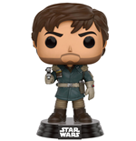 Star Wars Rogue One POP! Vinyl Bobble-Head Figure Captain Cassian Andor 9 cm
