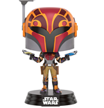 Star Wars Rebels POP! Vinyl Bobble-Head Figure Sabine In Helmet 9 cm