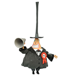 Nightmare before Christmas Collection Doll The Mayor Limited Edition 30 cm