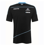 2016-2017 Glasgow Warriors Rugby Official Cotton Tee (Black)