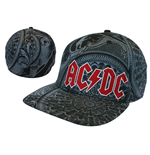 ACDC - All Over Printed Flex Cap