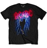 AC/DC Men's Special Edition Tee: Thunderstruck