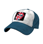 Rolling Stones - British Tongue Adj Cap